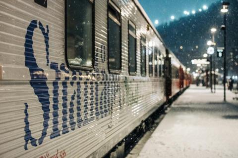 Snälltåget kör nattåg direkt till Alperna 2021