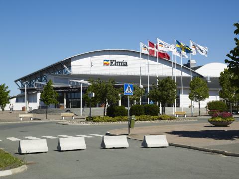 Elmia Produktionsmässor flyttas till den 10–13 maj 2022