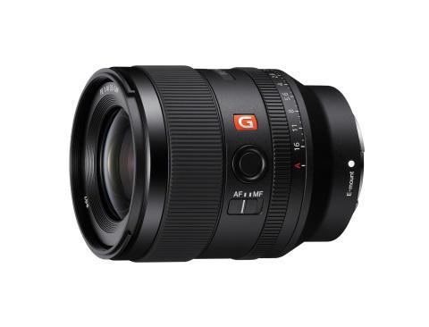 Sony presenta l'ultimo nato della serie di obiettivi G Master™ full-frame, l'irrinunciabile FE 35mm F1.4 GM