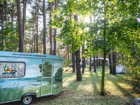 Camping in Brandenburg