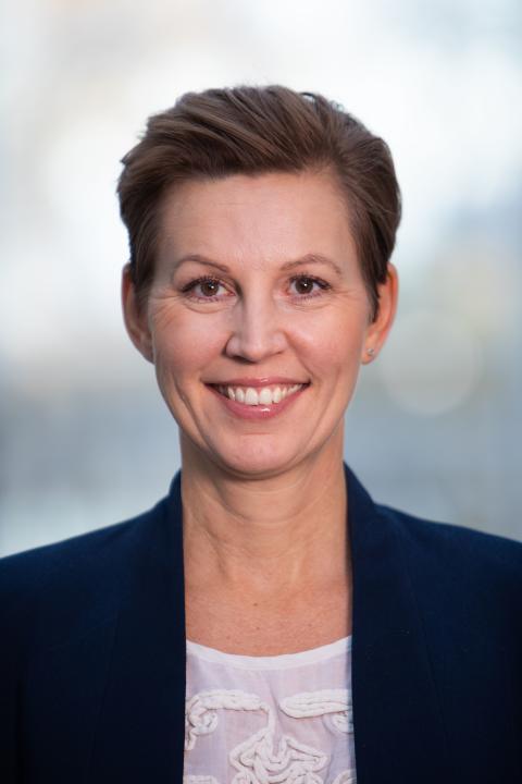 Porträtt Helena Thybell