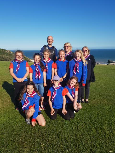 Hastings PPAF  10th Hastings Guides