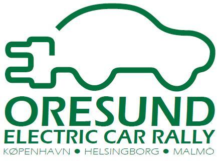 Oresund Electric Car Rally - målgång Stortorget Malmö