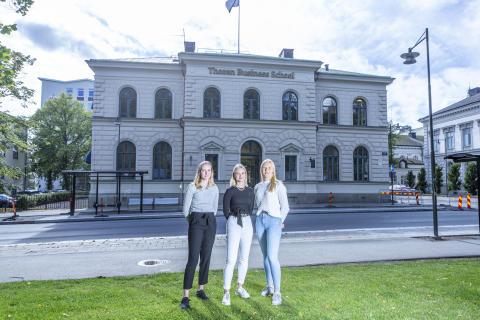 Thoren Business School Jönköping får utbilda framtidens affärselever i Riksbankens lokaler