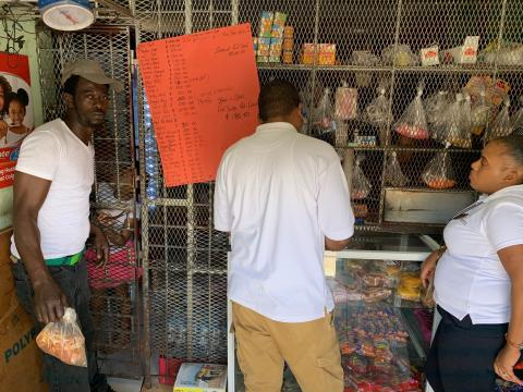 Jamaica supermarked inne
