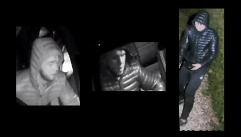 CCTV images released following theft – Wraysbury