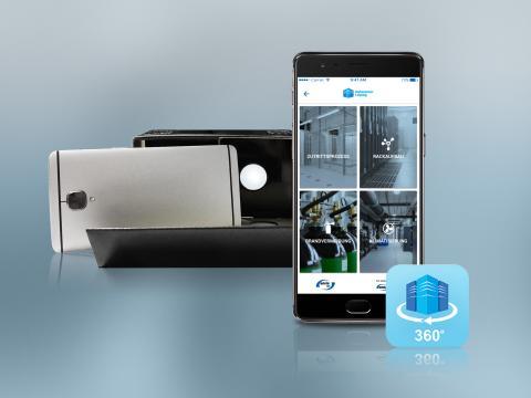 APPSfactory setzt 360° Virtual Reality App für Datacenter Leipzig um