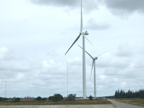 Nyt pristillæg til elektricitet på forsøgsmøller på nationale testcentre