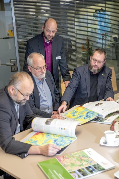 Präsentation de Barnim-Atlas
