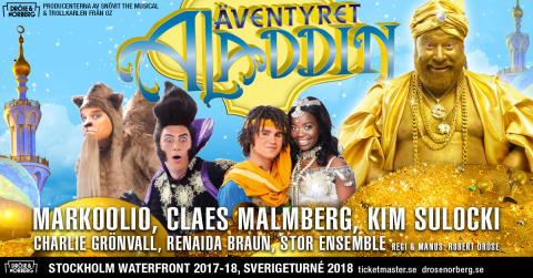 Äventyret Aladdin ID -Bild