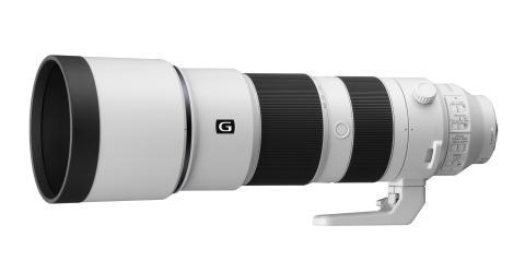Новый супер телефото зум-объектив FE 200-600 мм F5,6-6,3 G OSS