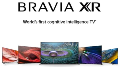 A Sony vai um passo além na experiência de entretenimento com os novos televisores BRAVIA XR