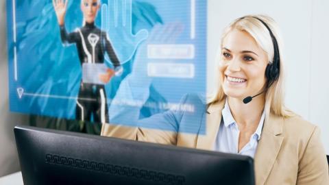 Itseoppiva chatbot voi varata lääkärin asiakkaan puolesta