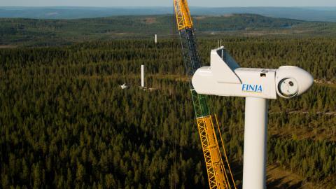 Vindkraftverk 1