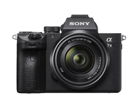 Sony breidt full-frame camera-assortiment uit met de nieuwe a7 III