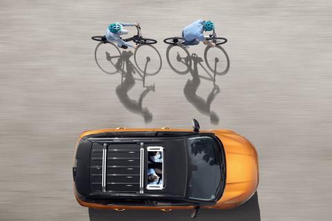 Share the roard 2018 syklister bilister