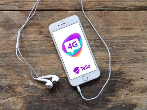 Telia ruller ut 4G Tale