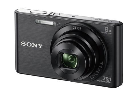 DSC-W830 von Sony_schwarz_02