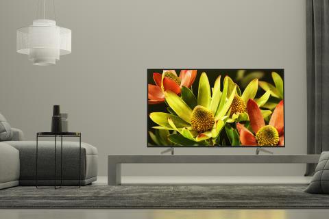 Sony představuje dvě nové řady 4K HDR televizorů
