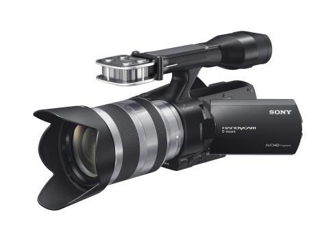 NEX-VG20E von Sony_10