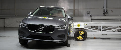 Volvo delivers another class leading vehicle