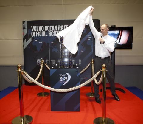 Båtmässan Volvo Ocean Race 1