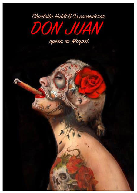 Allhelgonafirande med Don Juan av Mozart