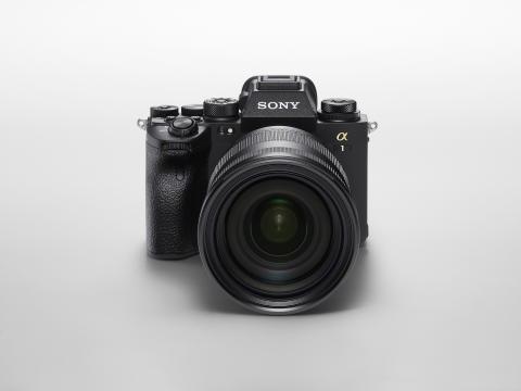 La innovadora cámara Alpha 1  marca el inicio de una nueva era  en la fotografía profesional