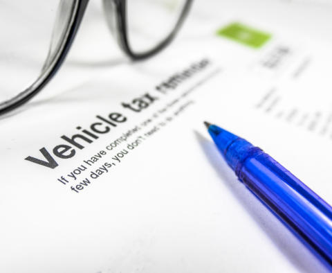 Vehicle tax evasion statistics - RAC comment