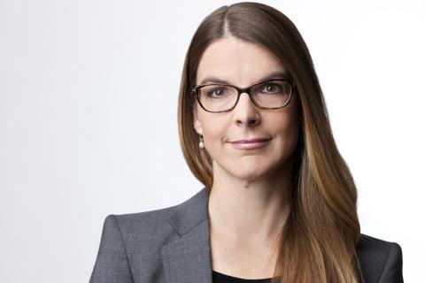 Tanja Buß, Leitung Geschäftsfeld Barrierefreies Bauen