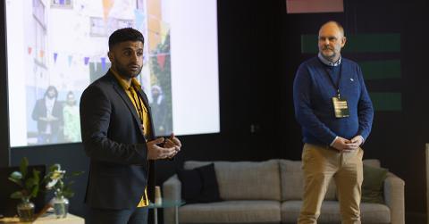 10 startups med i akselerator om arbeidsinkludering