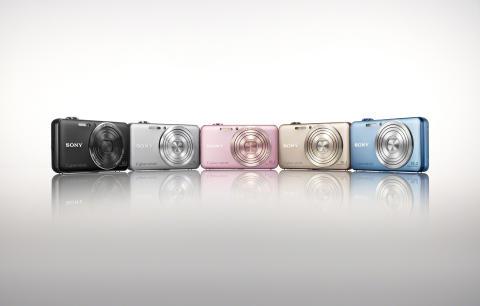 Cyber-shot DSC-WX50 von Sony_Gruppe 01