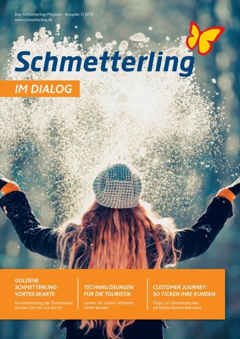 Schmetterling im Dialog - Magazin 3   2019
