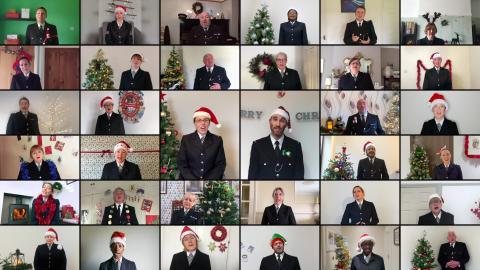 The Met Police Choir