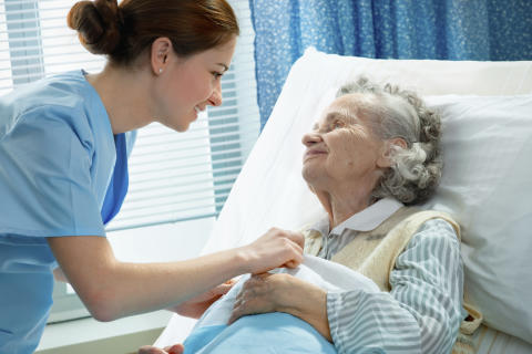 Recognition for role in caring for older people