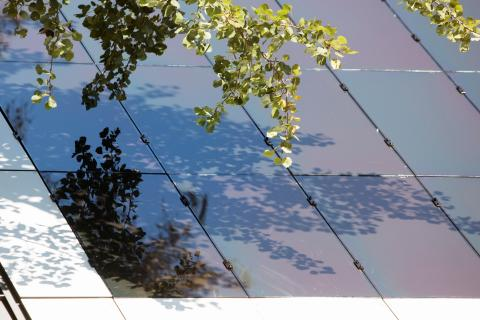 Smarta solceller i Kviberg