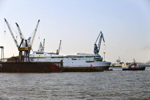 Det første GR-skib er ankommet til Hamburg_3