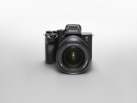 """A tão aguardada Sony Alpha 7S III combina um desempenho de imagem superior com a sensibilidade clássica da série """"S"""""""