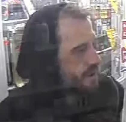 CCTV image of man who may information following burglary in Aigburth