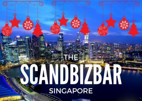 Gentle reminder: ScandBizBar 7 December at Fisk