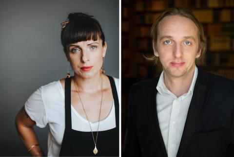 Litteraturkarusellen har snurrat igång med Martin Schibbye och Nina Wähä