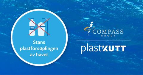 Compass Group tar del i WWFs Plaststafett