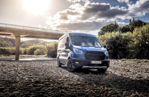 Ford Transit 2T Trail 2020