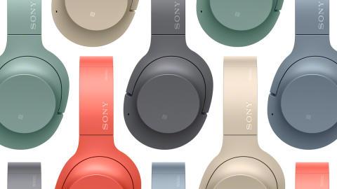 Neue Farben für h.ear Kopfhörer von Sony