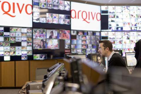 Arqiva sécurise auprès d'Eutelsat des capacités à long terme pour ses besoins de diffusion au Royaume-Uni et en Irlande