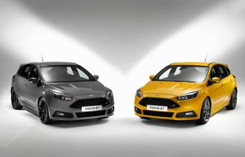 Nye Ford Focus ST vises for første gang på Goodwood Festival of Speed
