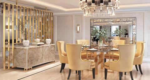 Seven Seas Splendor - Regent Suite Dining