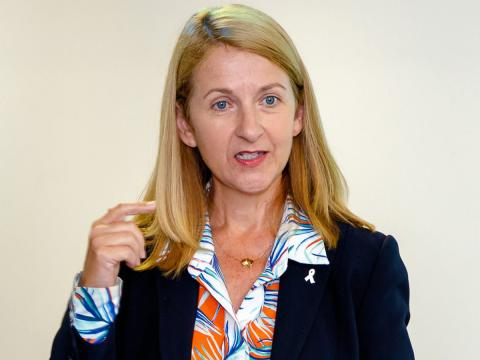 Police and Crime Commissioner Katy Bourne recognised in Queen's Birthday Honours for 2019