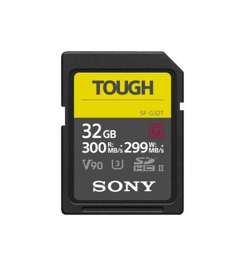 Η Sony παρουσιάζει την πιο γρήγορη και πιο ανθεκτική κάρτα μνήμης SD στον κόσμο