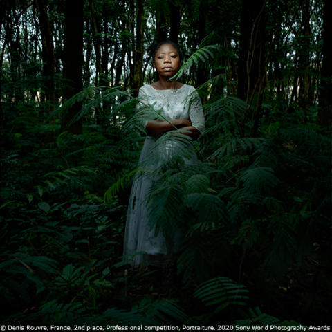 SWPA 2020_Denis Rouvre, France, 2nd place, Professional competition, Portraiture